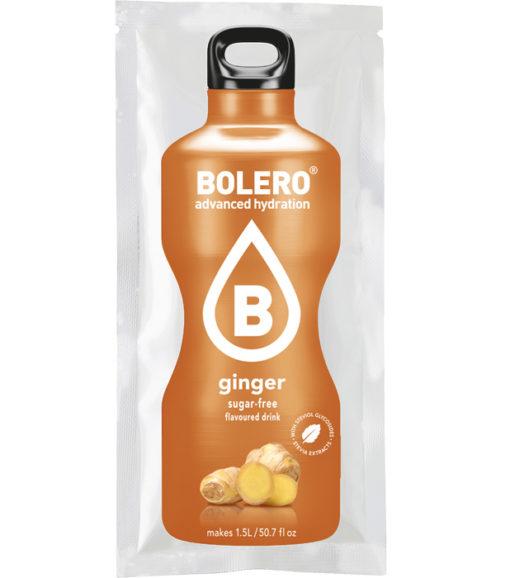 boissons bolero gingembre