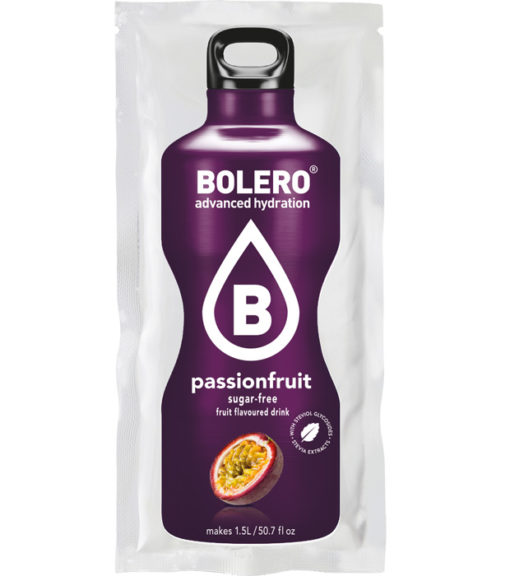 boissons bolero fruit de la passion