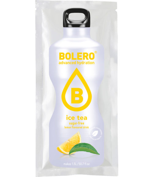 boissons bolero ice tea citron