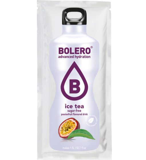 boissons bolero ice tea passion