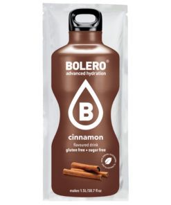 Boissons Bolero saveur cannelle